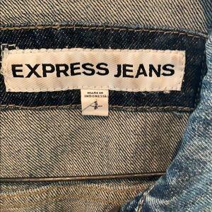 Express Jackets & Coats - Express Jean Jacket